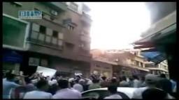 سوريا - حمص - حرائر حمص في شارع الدبلان ج3