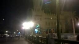 تغطية ماحدث بالامس فى التحرير  الشيخ مظهر شاهين