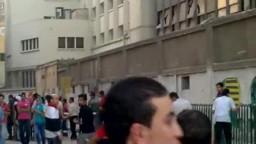 مشهد صباحي من وزارة الداخلية