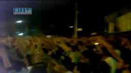 سوريا - دير الزور - إعتصام مساء أربعاء حرق الفواتير 29-6 ج1