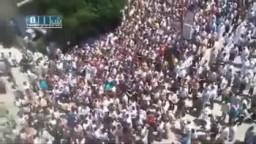 سوريا- حمص - الرستن - مظاهرات جمعة ارحل 1-7 ج2