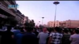 سوريا - درعا - درعا البلد استمرار تواجد الامن و القناصة 3-7