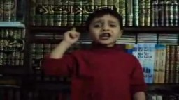 رسالة إلى الجيش السوري من الطفل طارق طارق- مؤثر جدا
