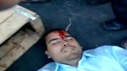 الدار البيضاء بالمغرب : البلطجية يعتدون على مسيرة للثوار 4-07-2011