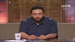 الحل في الانتخابات وقصيدة رائعة بعنوان - الدائرة المقطوعة مع بلال فضل
