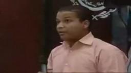 شاب مصري شجاع يصفع جمال مبارك