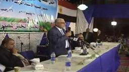 كلمة الدكتور محمود حسين الأمين العام لجماعة الإخوان فى افتتاح مقر الإخوان بالمنوفية