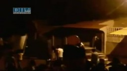 سوريا - حمص -  مسائية نصرة حماه _ وتتواصل المظاهرات لإسقاط النظام السورى