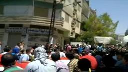 سوريا_ حمص - حي الميدان جمعة (لا للحوار) 8-7-2011