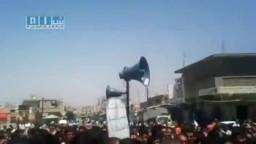 سوريا - حماه - صوران - مظاهرات جمعة (لا للحوار) 8-7 ج1
