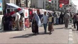 الاستعداد لمليونية الثورة أولاً بالاسكندرية