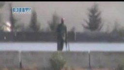 سوريا-- حماه - إطلاق نار مباشر من الجيش السبت عند جسر المزارب صباحا 9-7-2011