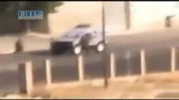سوريا- حمص - اطلاق رصاص على المتظاهرين 8