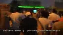 طرد وليد دعبس رئيس قنوات مودرن من ميدان التحرير