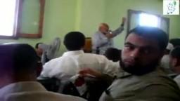 كفر الشيخ / لقاء الاستاذ محمد مهدى عاكف باهالي كفرالطايفة