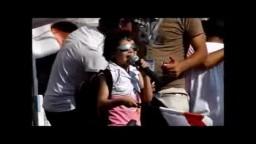 بنت صغيرة تغنى - التحرير 10 يوليو