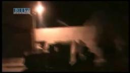 سوريا-- إطلاق نار مباشر على المتظاهرين ليلة أمس