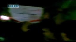 سوريا - ريف دمشق - حرستا - مسائية رفض المؤتمر للجزيرة 11-7