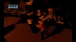 سوريا - ديرالزور - الحشود المتوجهة إلى دوار المدلجي 12 7 ج2