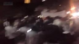 سوريا - دمشق - الحجر الأسود - مسائيات ثلاثاء الحرية 12-7  وهتافات أرحل أرحل يا بشار