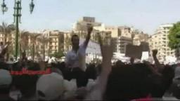 الثوار يشيعون جثمان آخر شهداء 28 يناير