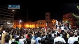 سوريا - حماة - أغاني جديدة للثورة من ساحة العاصي 17-7