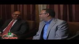 حصرياً .. د/ محمد البرادعى فى زيارة خاصة لحزب الحرية والعدالة