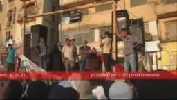 مؤثر جدا : دموع أم الشهيد تشعل ميدان التحرير غضباً ضد قتله الثوار