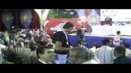 مرسي والعريان يفتتحان مقر الحرية والعدالة بالدقهلية