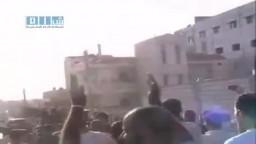 سوريا _ درعا زفاف الشهيد مالك المصري 18 7 ج2