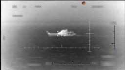 سفينة الكرامة في عرض البحر قبل توجه البحرية الصهيونية اليها وسحبها