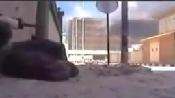 ثوار ليبيا فى معركة حامية واستشهاد مصور الفيديو