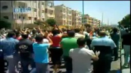 سوريا-- حمص: مظاهرات جمعة أحفاد خالد