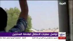 شام - قناة العربيه : تقرير ظهيرة 24\\7\\2011