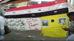 تمشية في ميدان التحرير - 25-7-2011
