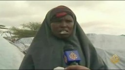 كارثة إنسانية بالصومال