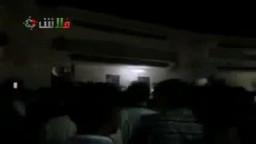 سوريا - إدلب - معرة النعمان مظاهرات 25 يوليو