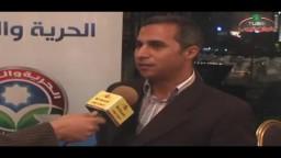 حوار مع الاستاذ حسن عبد الغنى على هامش احتفالية تأسيس حزب الحرية والعدالة