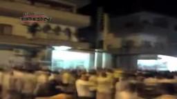 سوريا - دير الزور - الشعب يريد اسقاط النظام 26-7-2011