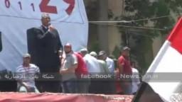 الإخوان يهنئون الشعب المصرى بجمعة وحدة الصف