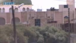 اقتحام الأمن السورى لمسجد أبي بكر الصديق في قرية المسيفرة و اعتلاء القناصة