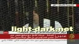 كلمة علاء و جمال مبارك فى المحكمة