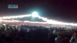 سوريا - ريف دمشق-عربين الكرنفال الذي سبق مجزرة 5-8