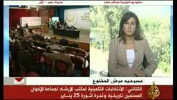 د/ سعد الكتاتنى فى حديث عن الانتخابات التكميلية العلنية الأولى لمكتب الإرشاد