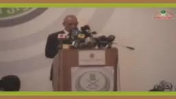 كلمة فضيلة المرشد العام أ.د/ محمد بديع فى حفل إفطار جماعة الإخوان _ رمضان 2011