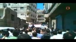 سوريا في جمعة لن نركع الا لله