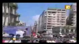مظاهرة حاشدة امام السفارة الأمريكية تنديدا بـدعمها للكيان الصهيوني