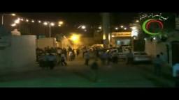 سقوط احد المعزيين شهيدا اثناء اقتحام قوات الاسد لخيمة العزاء