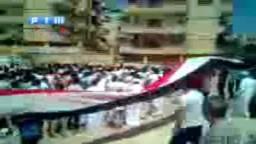 سوريا--حمص-  جمعة الصبر والثبات 26-8