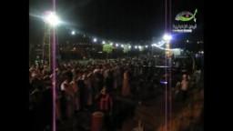 الأردن-- صلاة العشاء بـ ليلة الإستبشار بسقوط بشار